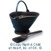 Chrysnbon® Coal Bucket (Kit) - Product Image