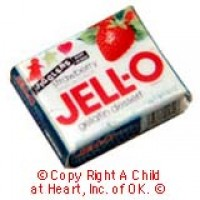 § Disc .50¢ Off - Dollhouse Gelatin Box - Product Image