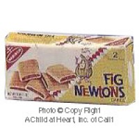 (**) Fig Newtons Cookies Box - Product Image