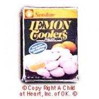 (§) Disc .40¢ Off - Sunshine Lemon Cookie Box - Product Image