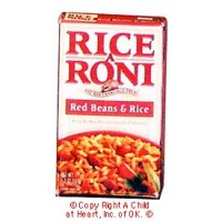 § Disc .60¢ Off - Seasoned Rice - Box - Product Image