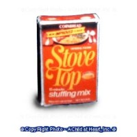§ Disc .50¢ Off - Dollhouse Stove Top Stuffing - Product Image