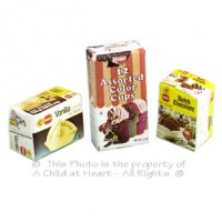 § Disc $1 Off - Dollhouse Boxed Ice Cream Set - Product Image