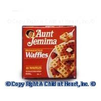 § Disc .60¢ Off - Frozen Waffle Box - Product Image