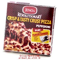 § Disc .50¢ Off - Dollhouse Boxed - Frozen Pizza #2 - Product Image