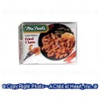 § Disc .60¢ Off - Dollhouse Frozen Fried Clams - Product Image