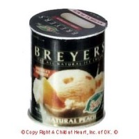 § Disc .50¢ Off - Assorted Ice Cream Tubs - Product Image
