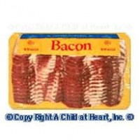 (**) Dollhouse Bacon Package - Product Image