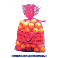 § Sale $1 Off - Dollhouse Large Bag of Oranges - Product Image