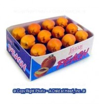 § Sale $1 Off - Dollhouse Case of Peaches (Filled) - Product Image