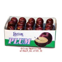 § Sale $1 Off - Dollhouse Case of Plums (Filled) - Product Image