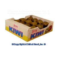 § Sale $1 Off - Dollhouse Case of Kiwis (Filled) - Product Image