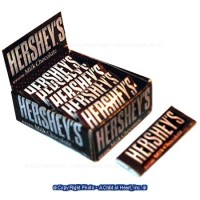 (§) Sale $1 Off - Store Candy Display - Hershey's Bars - Product Image