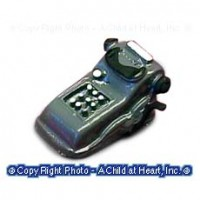 (**) Unfinished Small Adding Machine - Product Image