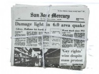 (§) Sale .20¢ Off - Stacked San Jose Mercury - Product Image