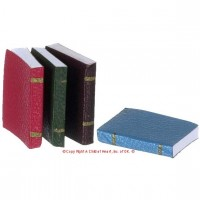 § Sale .50¢ Off - 4 Dollhouse Miniature Books - Product Image