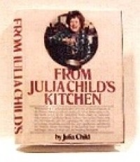 (§) Disc .60¢ Off - Cook Book - Julia Childs Kitchen - Product Image