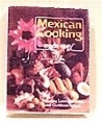 § Disc .60¢ Off - Cook Book - Mexican Cooking - Product Image