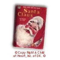 Dollhouse Santa Coloring Book - Product Image