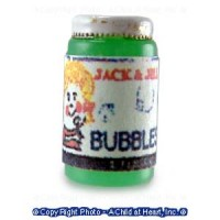 § Sale .30¢ Off - Dollhouse Bottle of Bubbles - Product Image