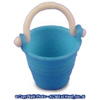 (**) Dollhouse Plastic Beach Pail - Product Image