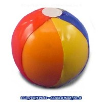 Dollhouse Beach Ball - Product Image