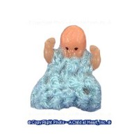 § Sale $1.50 Off - Miniature Doll Knitted Dress - Product Image