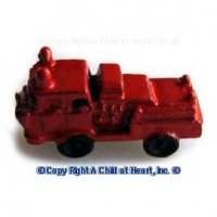 (§) Sale .30¢ Off - Toy Fire Truck - Product Image