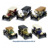 (§) Disc .30¢ Off - Miniature Vintage Car - Product Image