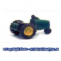 Riding Toy Tractor - Product Image