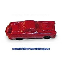 (**) Toy, 55 T-Bird Red - Product Image
