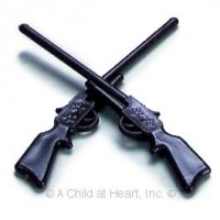 § Sale $1 Off - 2 Toy Hunting Rifles - Product Image