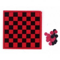 § Sale .80¢ Off - Dollhouse Checkers - Product Image