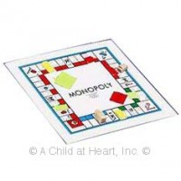 § Disc .70¢ Off - Dollhouse Monopoly Board - Product Image