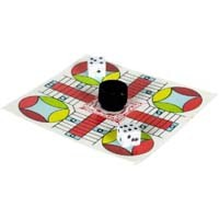 § Sale .40¢ Off - Dollhouse Parchessi Board Game - Product Image