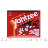 § Disc .20¢ Off - Dollhouse Yahtzee Game Box - Product Image