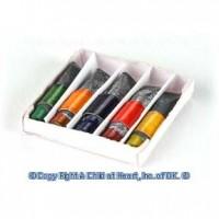 § Sale .60¢ Off - Dollhouse Paint Tubes - Product Image