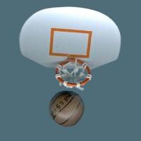 § Sale $1 Off - Basketball & Backboard - Product Image