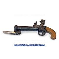 Dollhouse 17th Centery Blunderbuss Handgun - Product Image