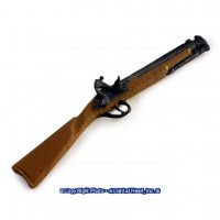 Dollhouse 17th Centery Blunderbuss Musket - Product Image