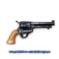 (**) Unfinished Western 6-Gun Pistol - Product Image