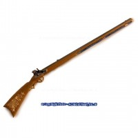(**) Unfinished Kentucky Long Rifle - Product Image