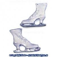 (*) Unfinished - Adult Skates - Product Image