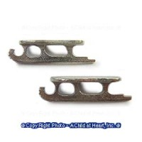 (**) Unfinished - Kid's or Adult's Skates Blades - Choice of Size - - Product Image