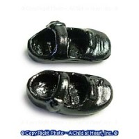 (*) Unfinished Mary Janes - Product Image