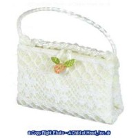 Dollhouse Bridal Purse - Product Image