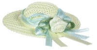 § Disc .80¢ Off - Dollhouse Large Lady's Hat - Product Image