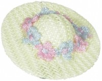 § Disc .80¢ Off - Dollhouse Sunday Hat - Product Image