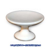 (§) Sale .20¢ Off - Porcelain Cake Stand - Product Image