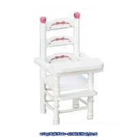 Dollhouse ABC Highchair - Product Image